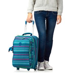 valise yubin de la marque kipling ma valise vacances. Black Bedroom Furniture Sets. Home Design Ideas
