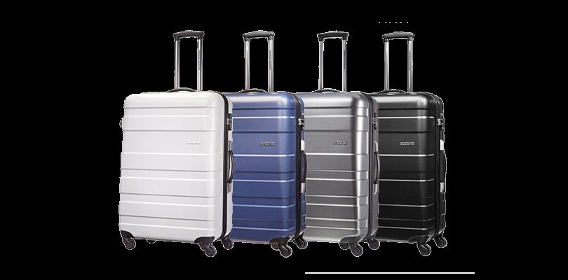 meilleure sélection 85a7b 9ec69 Les valises Pasadena American Tourister | Ma Valise Vacances