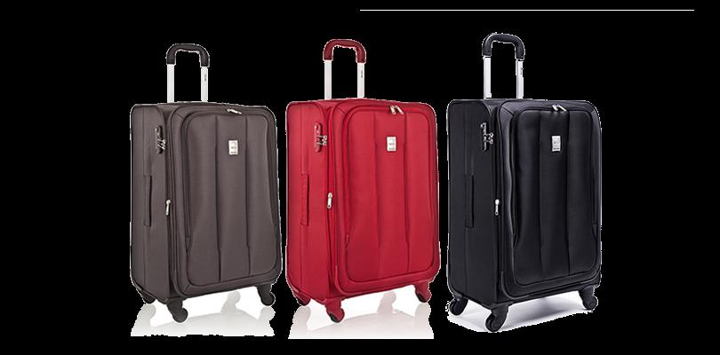 adb55c3e6e La valise Delsey Discrete en détails   Ma Valise Vacances