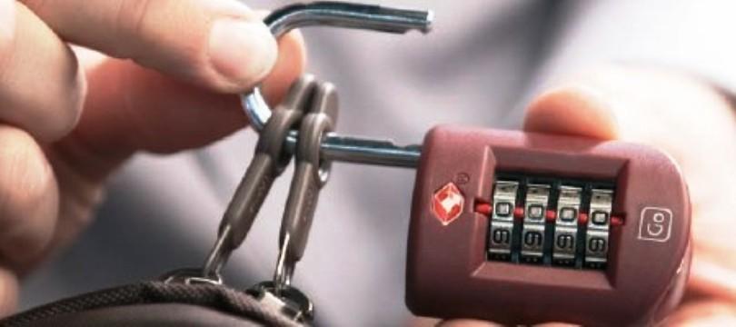 Audacieux Les cadenas TSA : qu'est ce que c'est ? | Ma Valise Vacances GT-43