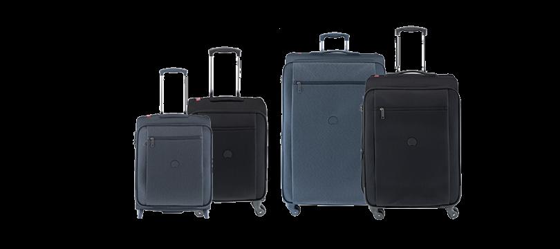 378746d39d Delsey Montmartre : la gamme de valise chic et épurée ! | Ma Valise ...