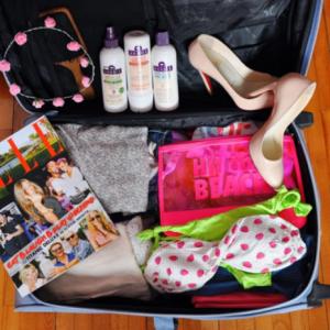 comment bien pr parer sa valise ma valise vacances. Black Bedroom Furniture Sets. Home Design Ideas