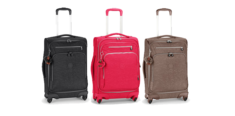 kipling darcey la valise souple au coloris tendance. Black Bedroom Furniture Sets. Home Design Ideas