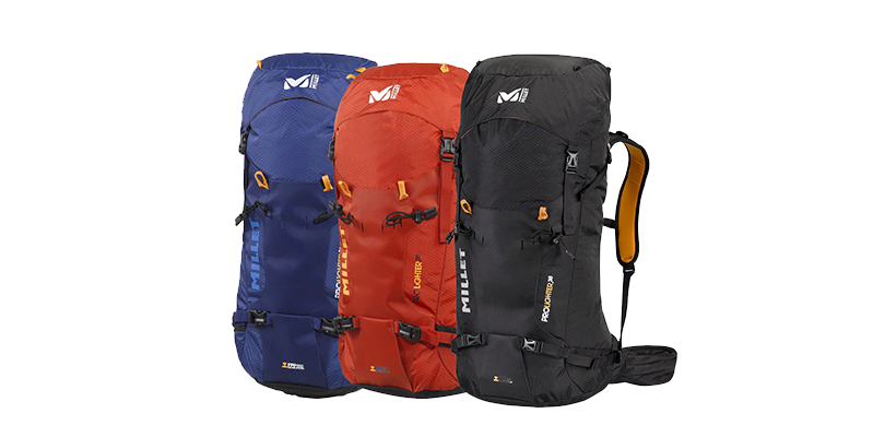 tout neuf 115f6 857f1 Millet Prolighter : le sac à dos spécial randonneurs ! | Ma ...