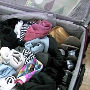 Comment bien pr parer sa valise ma valise vacances - Comment faire une valise sans froisser les vetements ...