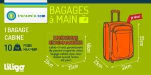 normes bagages