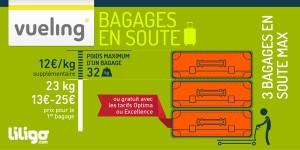 en soldes d8dc1 1d8c8 Quel bagage choisir pour voyager avec VUELING ? | Ma Valise ...