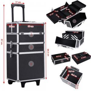 Comparatif des meilleures valises maquillage et esth tique - Malette rangement maquillage ...